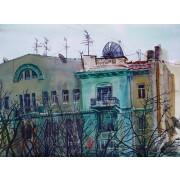 Улицы моего города (Художник: Александр Батенев)